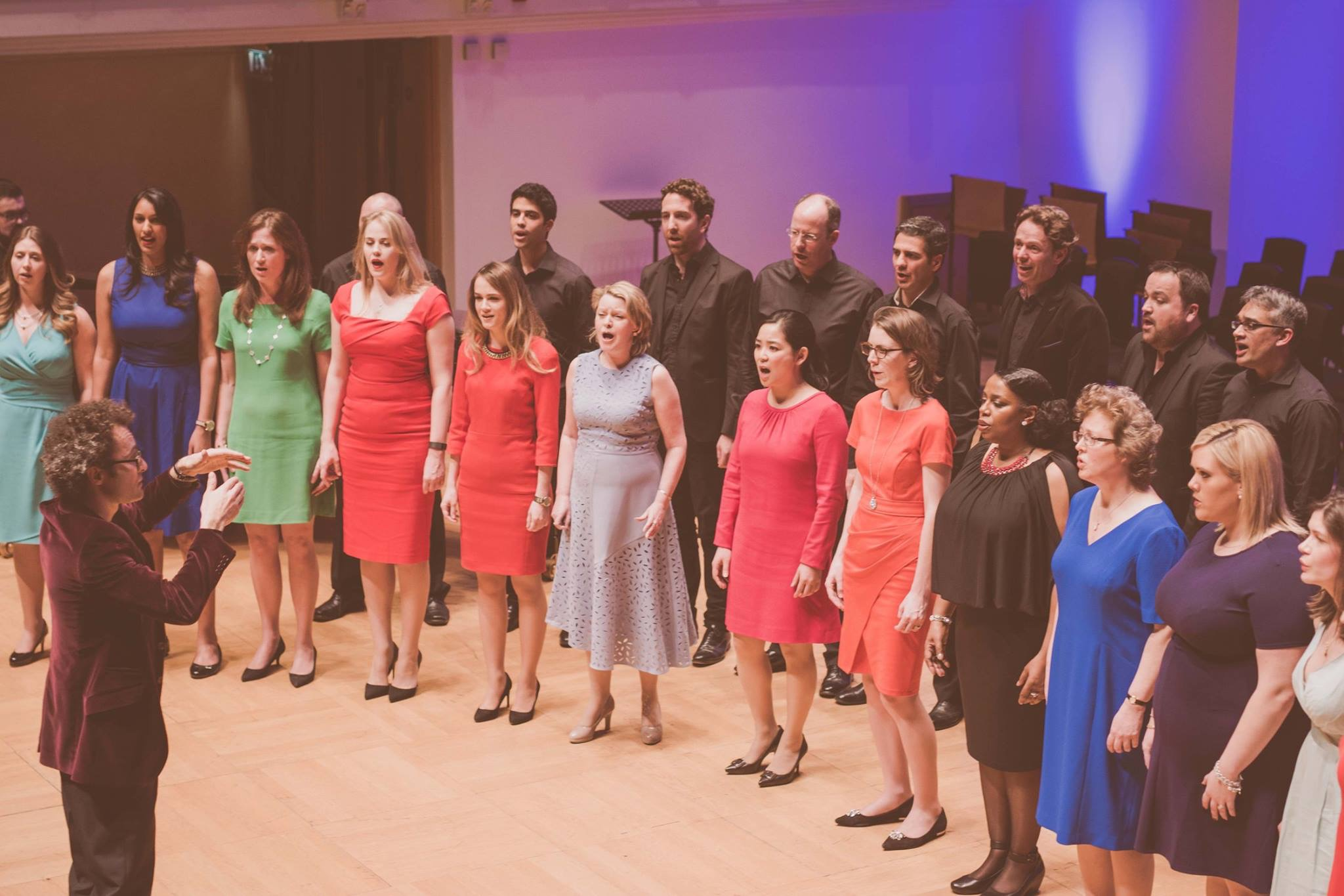 Citi Choir  © Kim Williams