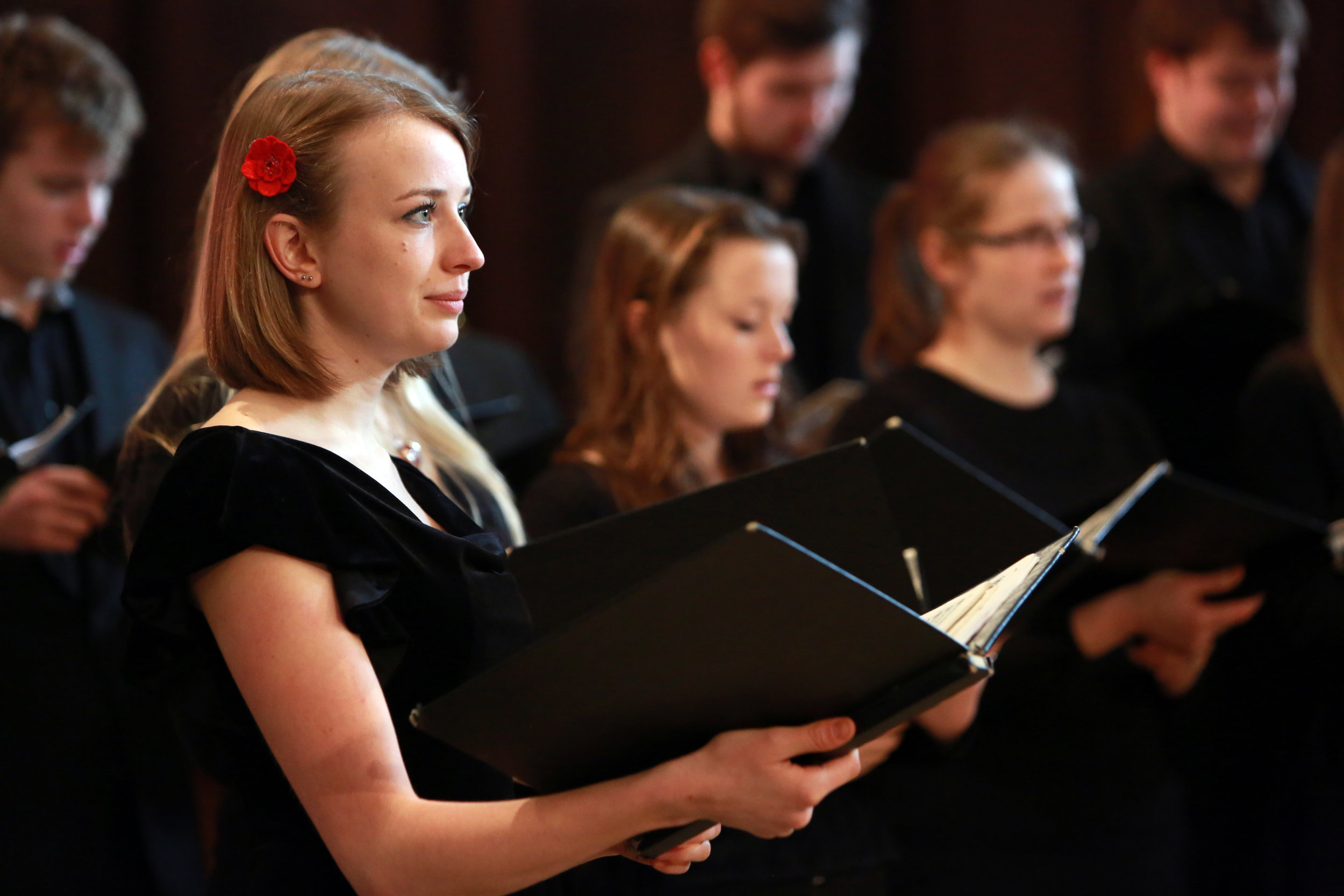 Trinity Laban Chamber Choir