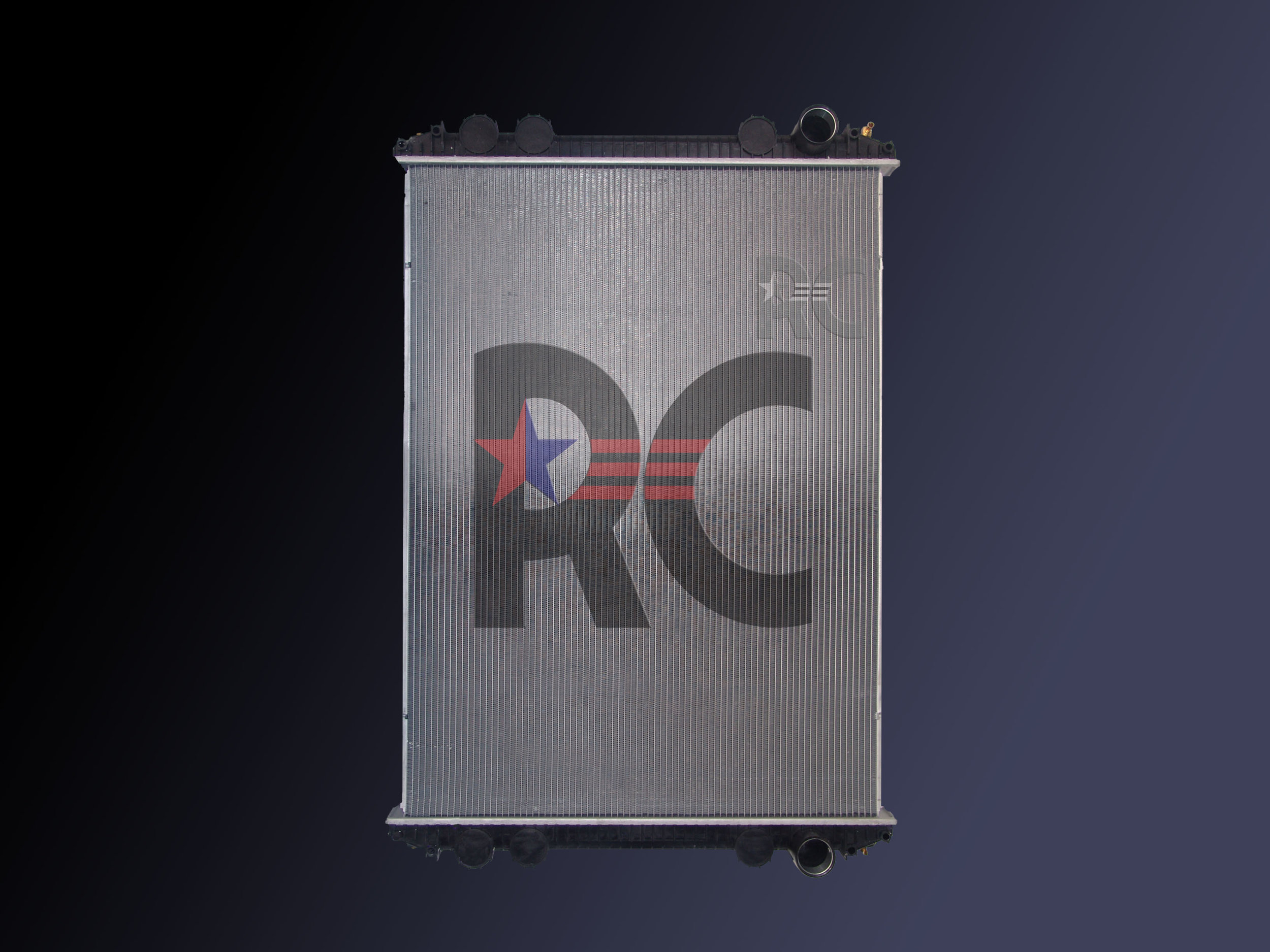 freightliner radiator