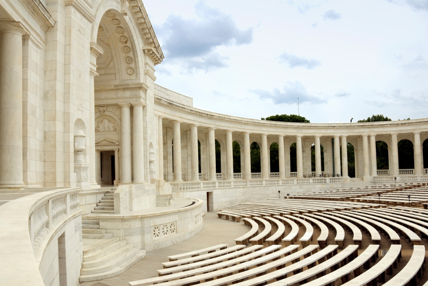 Arlington National Cemetery Amphitheater