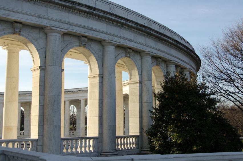 Arlington National Cemetery Auditorium