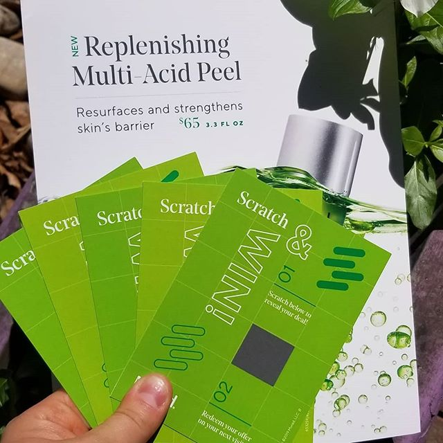 Stop by the Spa today and check out what's new from @muradskincare ....make a Murad purchase and get a scratch-off card with savings on products or services! . Swipe to see the Hydration line makeover! Your favorites like the AHA/BHA Exfoliating Cleanser and Perfecting Day Cream look better than ever. And don't forget the SPF!  #spaonmain #eldoradoar #downtowneldorado #meetmeatthespa #muradskincare #murad #scratchoff #winnerwinner