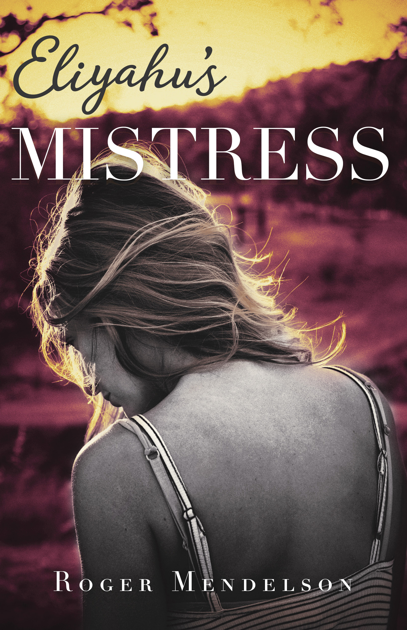 Eliyahu's Mistress_cover