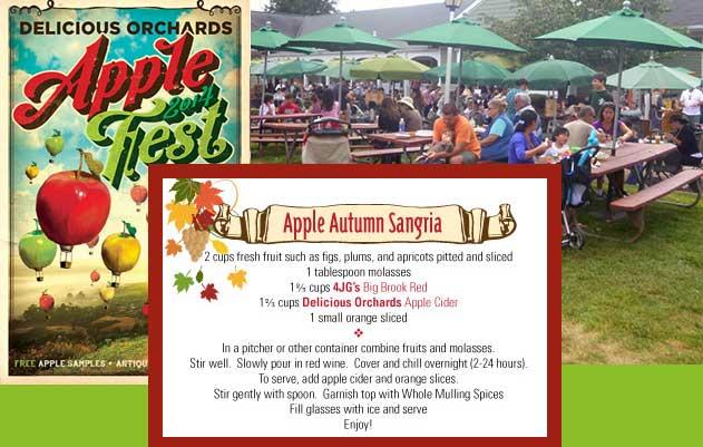 Four JG's was at Apple Fest 2014!