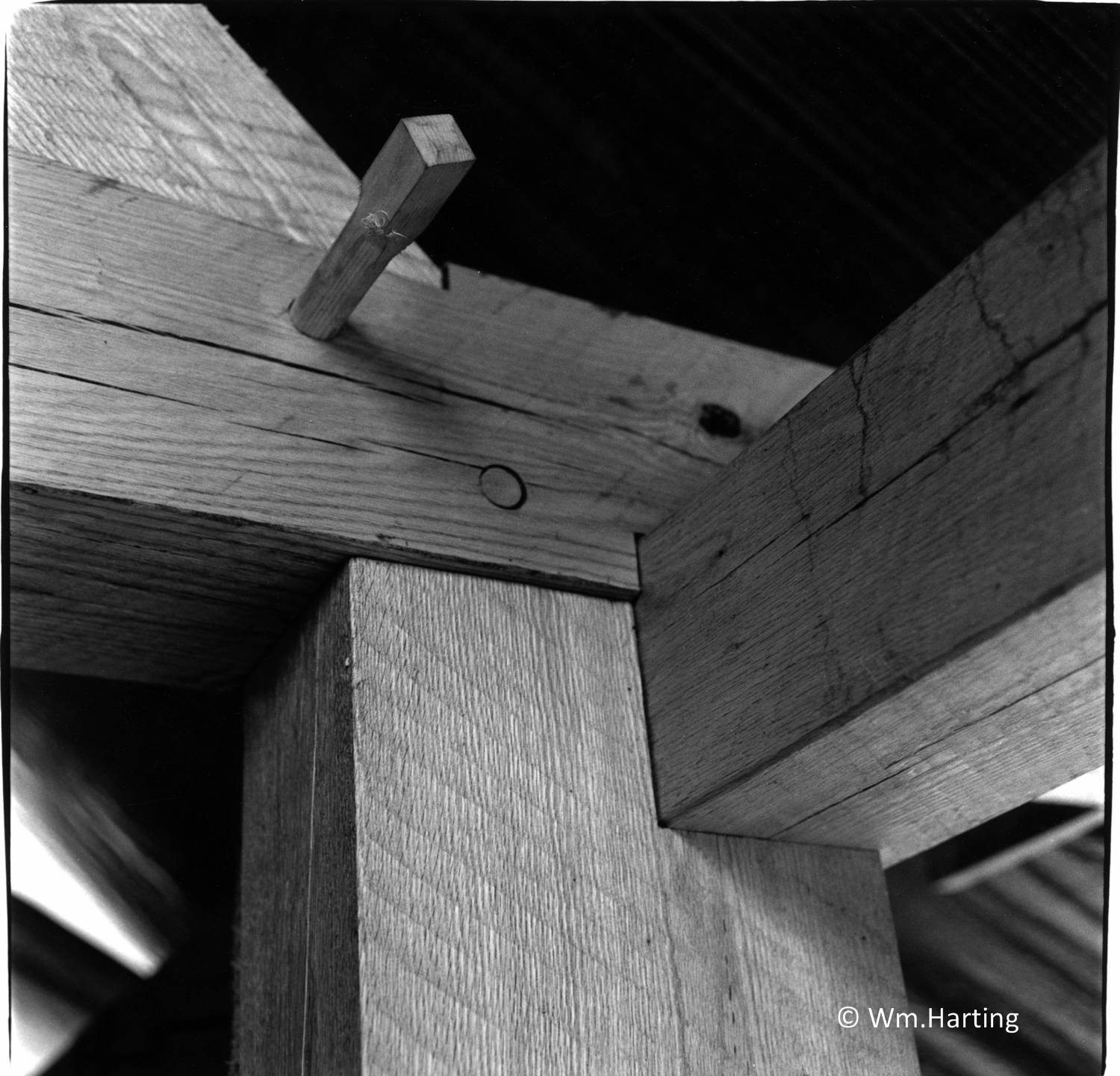 Joinery   . More in album    HAND OF MAN