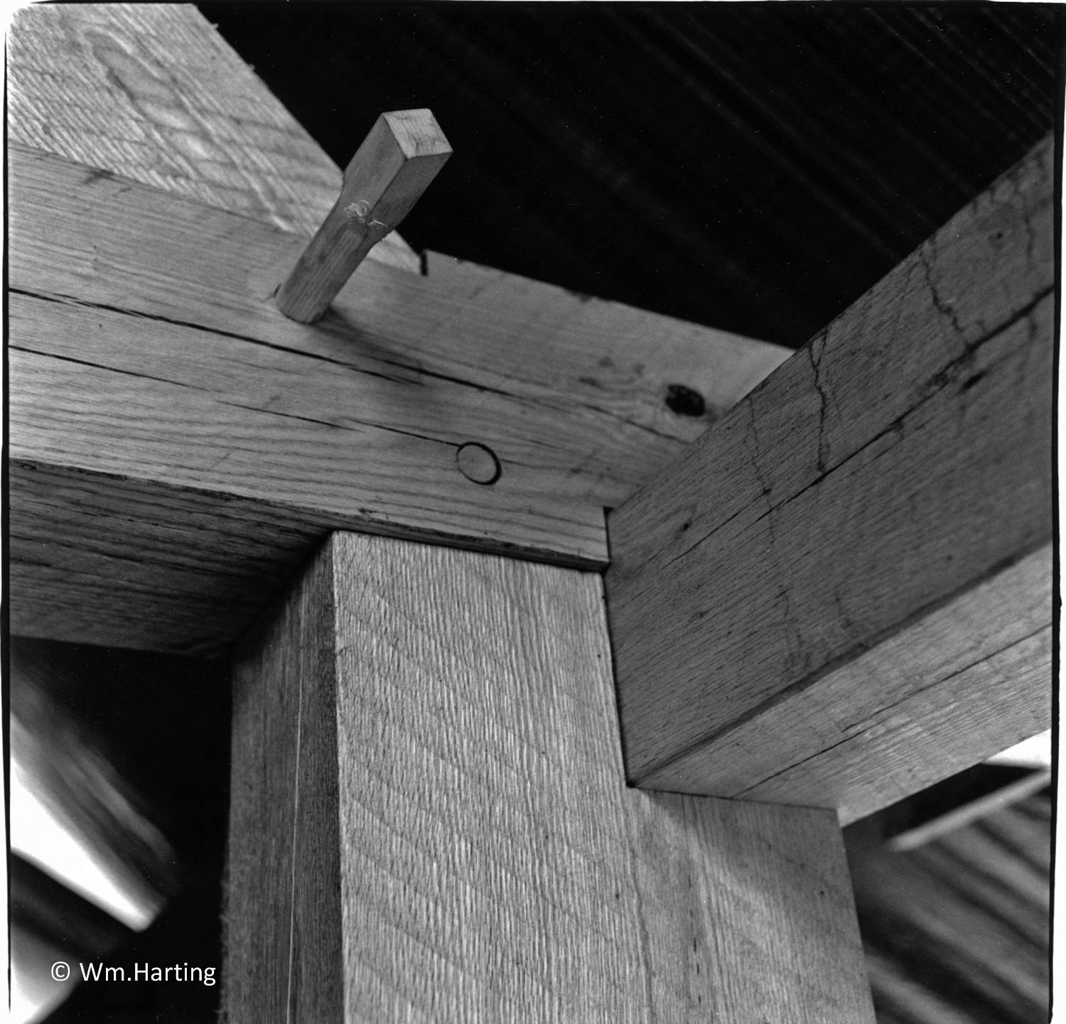 Joinery, New Vineyard, ME