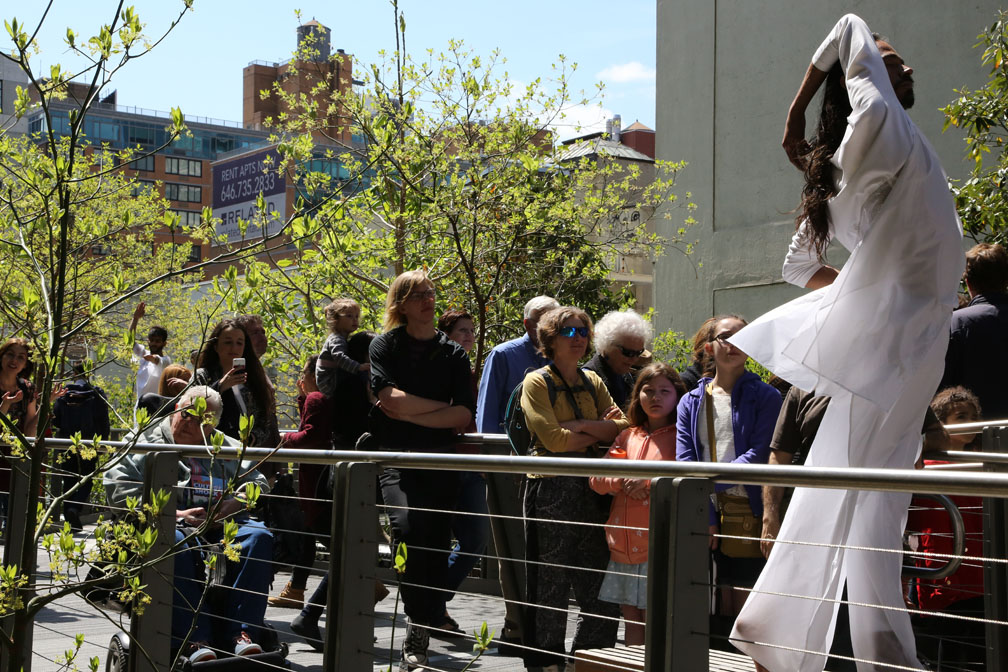 ON DISPLAY / High Line  High Culture Shock, April 2016 Photo by  Rick Guidotti