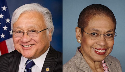 Rep. Michael Honda & Del. Eleanor Holmes Norton