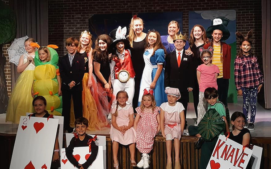 Musical Theatre - Does your child like to SING, DANCE, ACT & PERFORM?Musical Theatre at D.A.S. Academy of Performing Arts is a great way for BOYS & GIRLS to express creativity!Click here for more info!