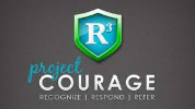 R3 Project Courage Logo