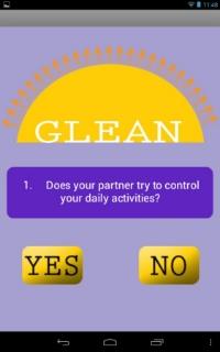 GLEAN Screenshot 2