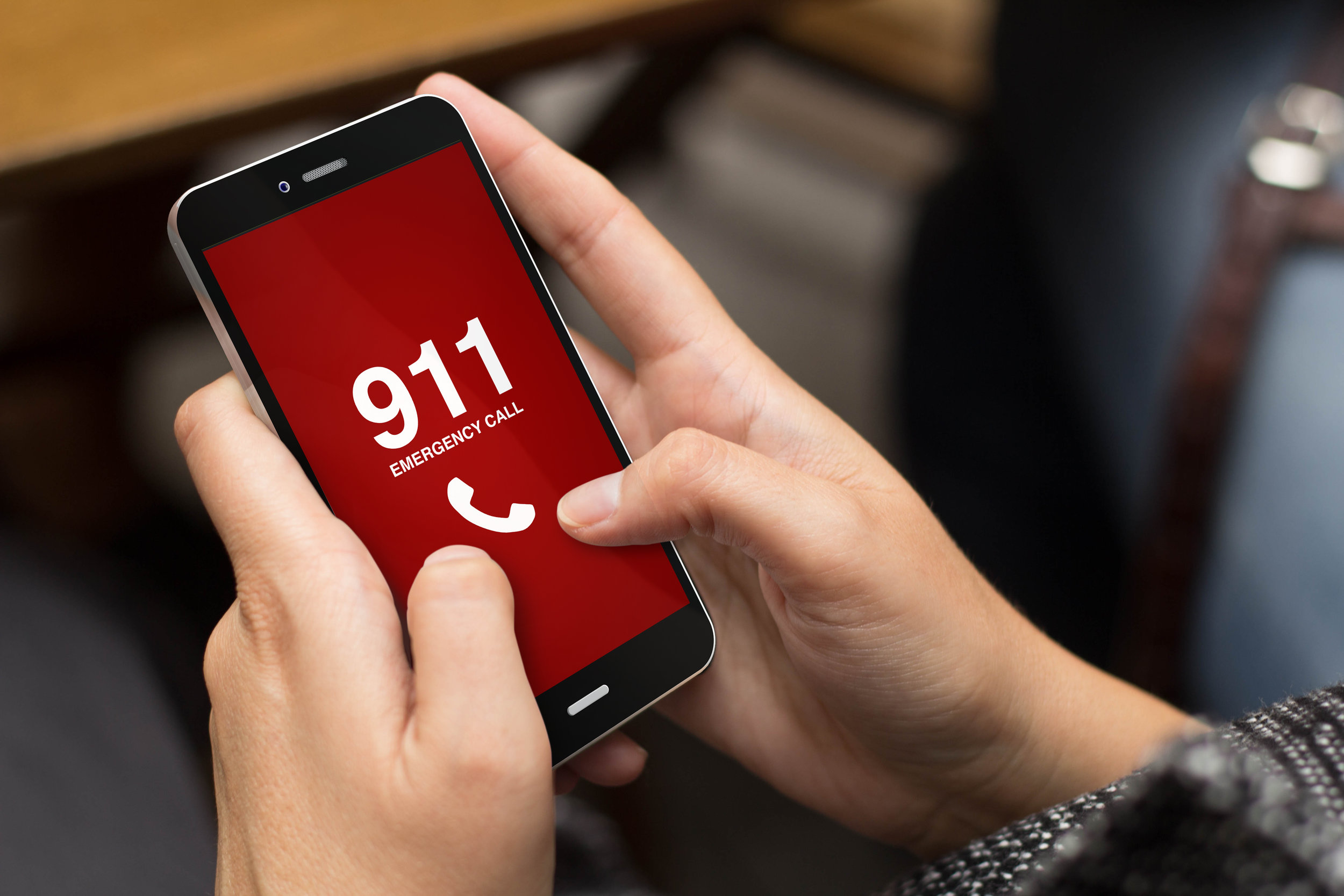 Need to Call 911? There's an App For That! — Technology Safety