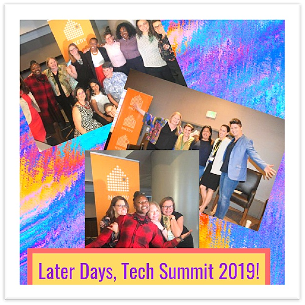 NNEDV Staff and Presenters at Tech Summit 2019
