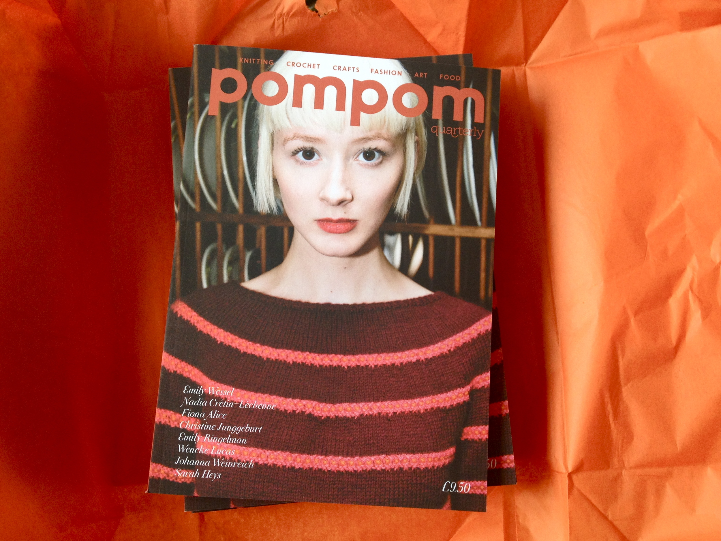 Pom Pom Quartery: Autumn Issue 10