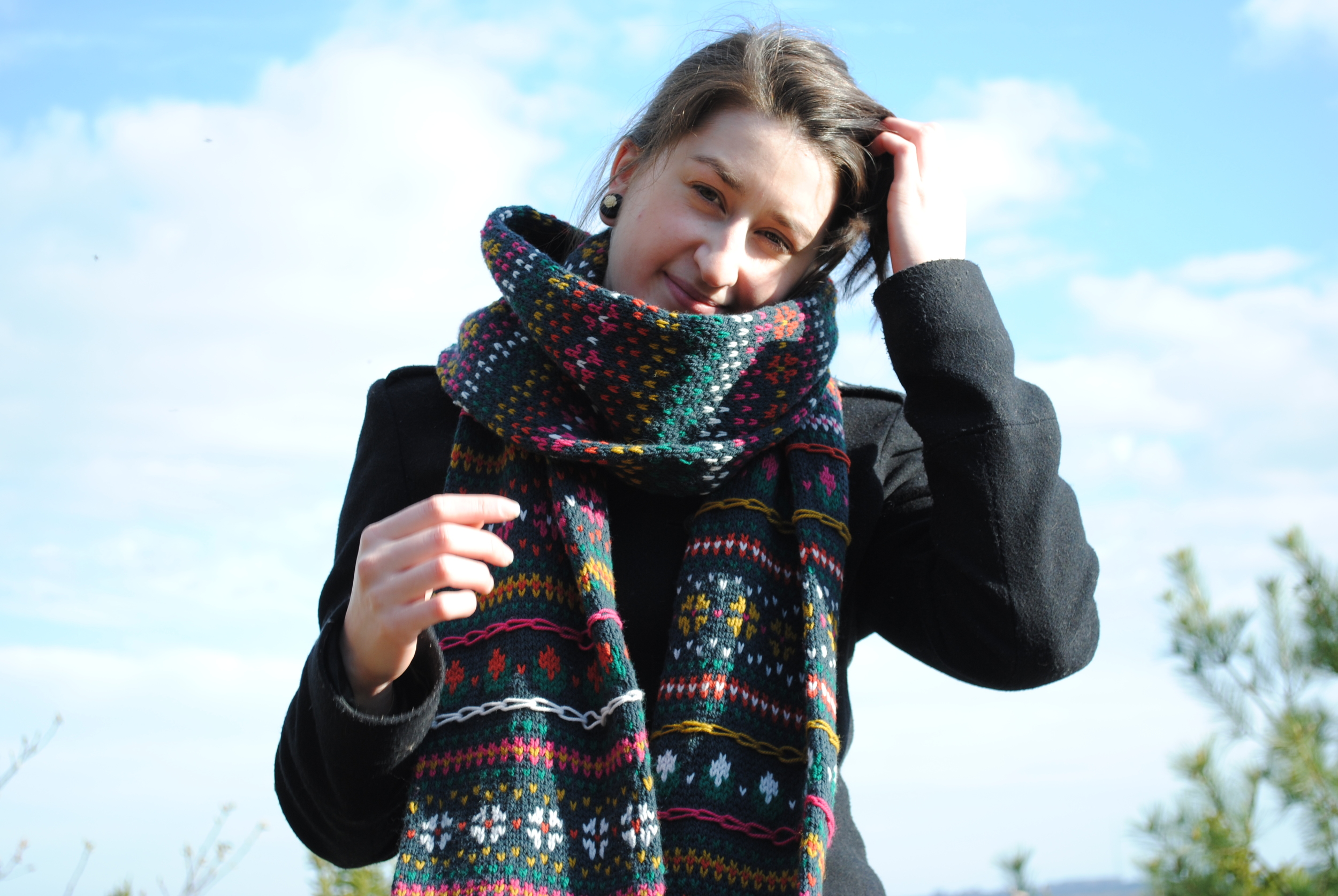 Selsey by Fiona Alice in Pom Pom Quarterly Issue 10