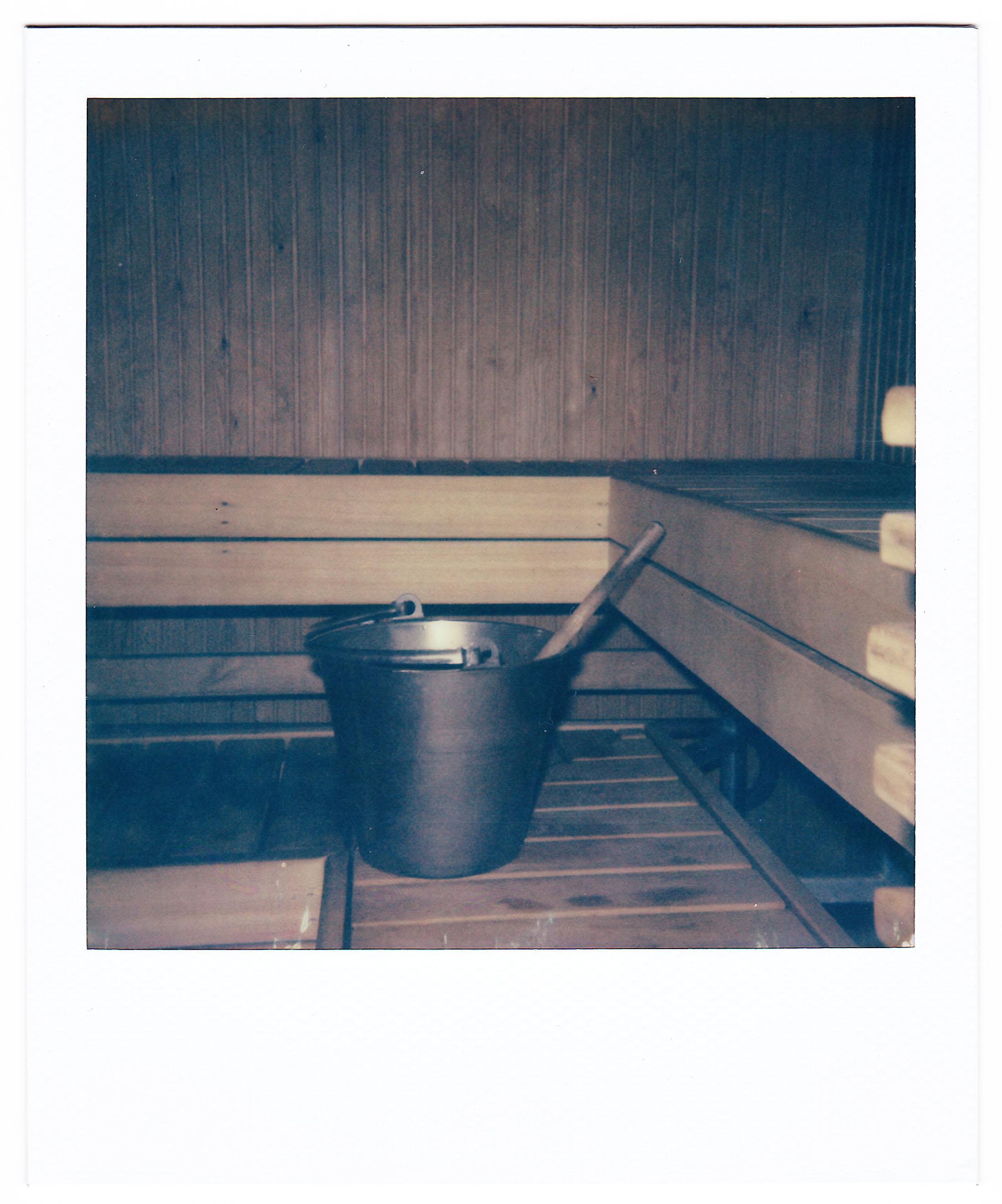 Sauna Session, Lauttasaari.