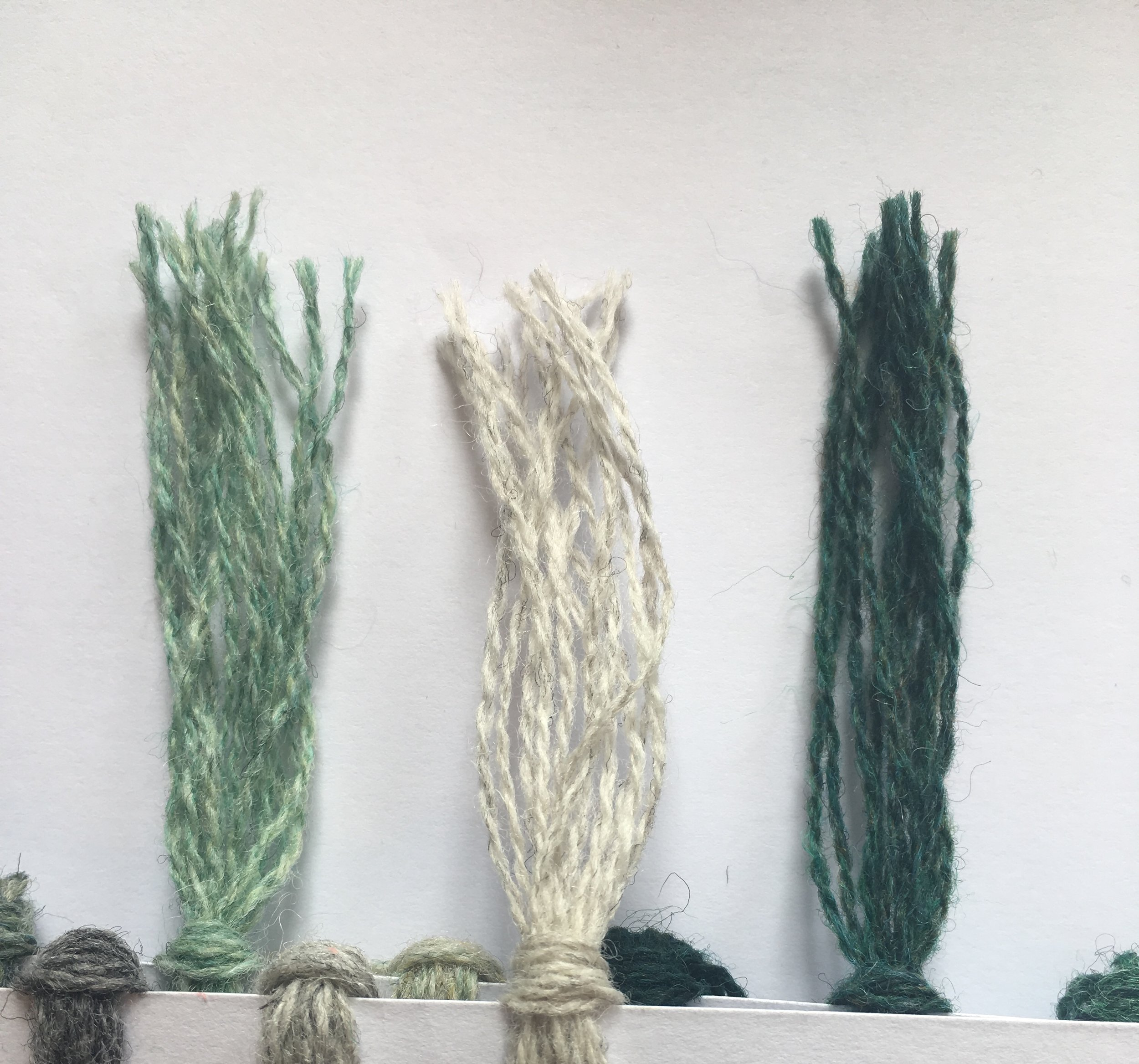 Holst Garn Supersoft Wool.