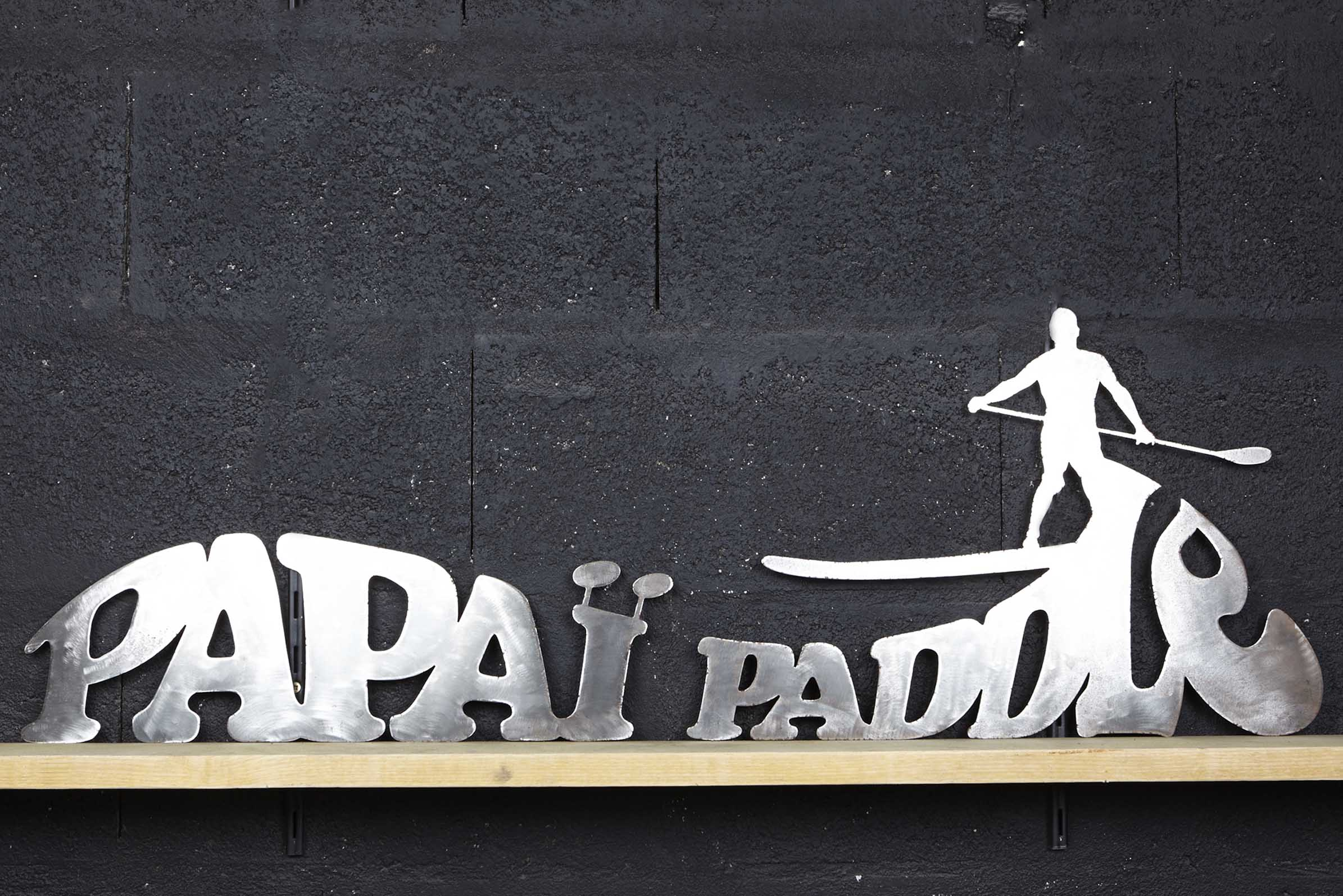 Enseigne Papaï Paddle
