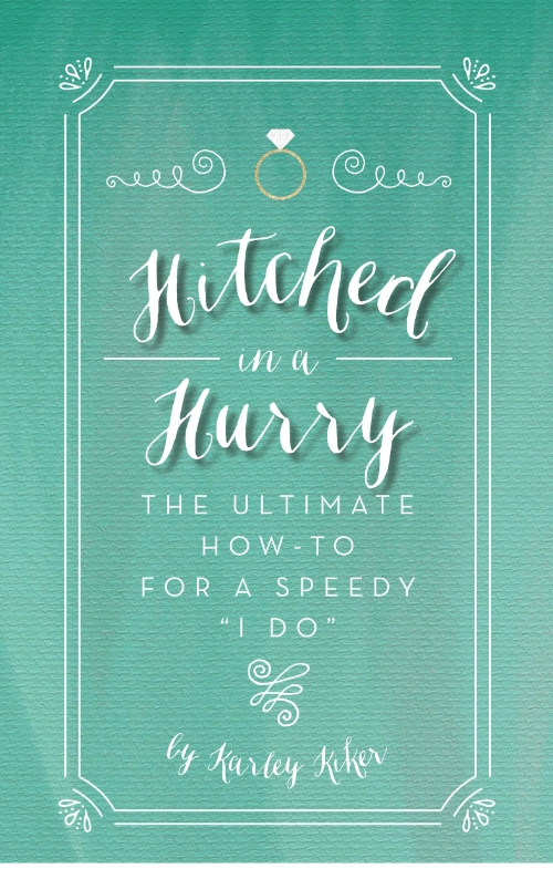 Hitched in a Hurry wedding planning ebook cover design.jpg