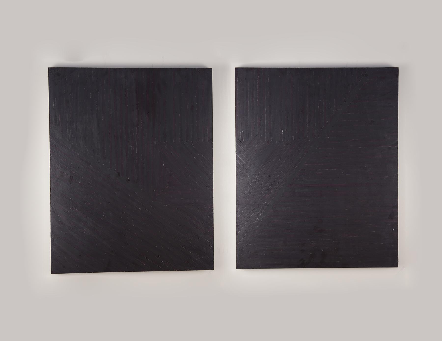 Untitled Black on Black