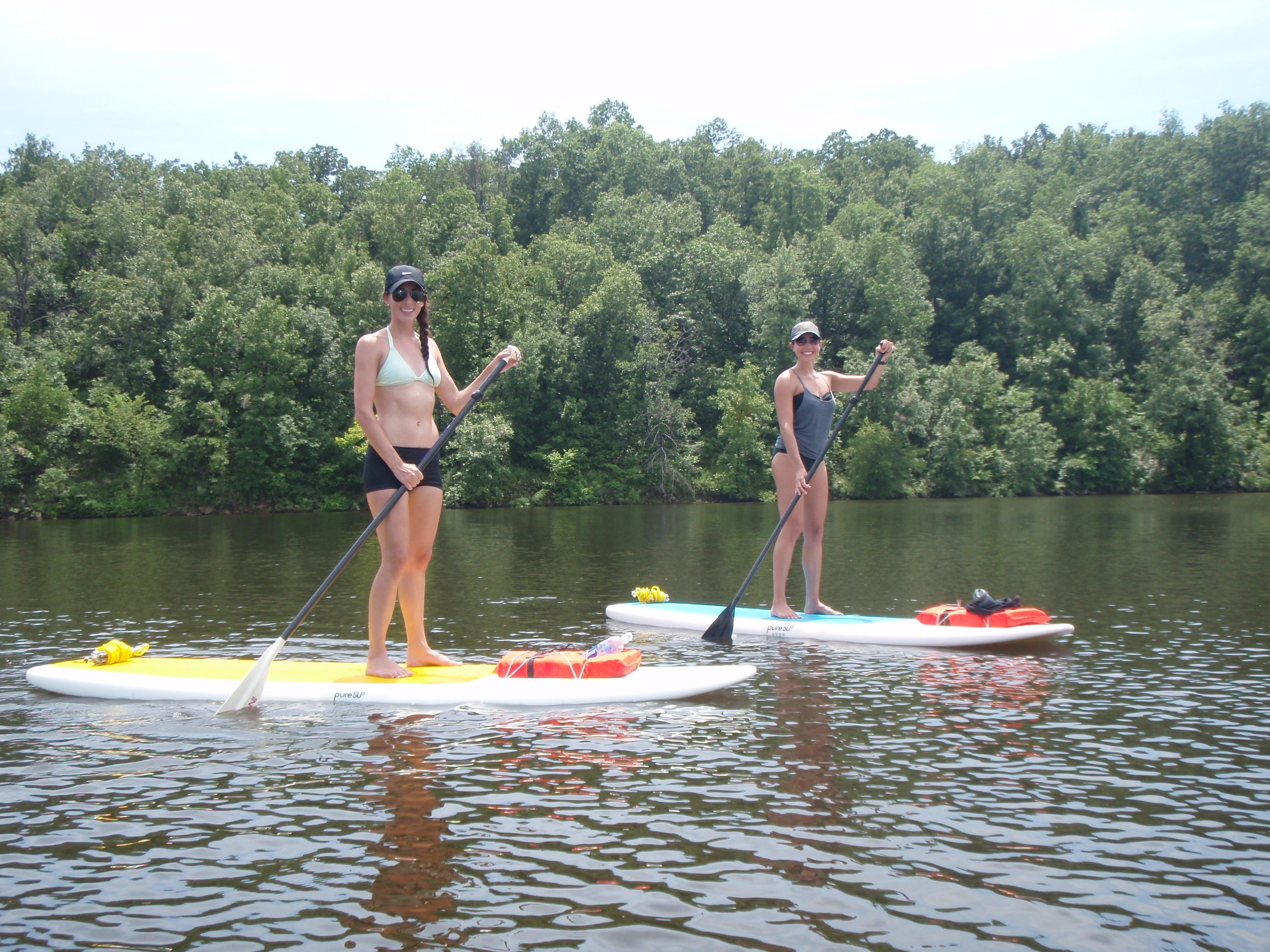 SUP Basics & Tour - Learn the basics of Standup Paddleboarding & take a tour of beautiful Shell Lake.  Great for all paddlers, beginners and pros, develop and improve your paddling skills.