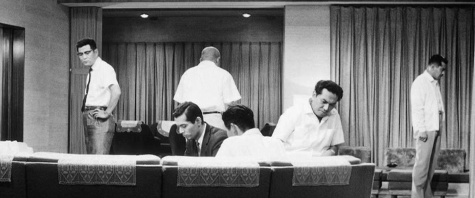 #15. High And Low   dir. Akira Kurosawa (Japan - 1963)