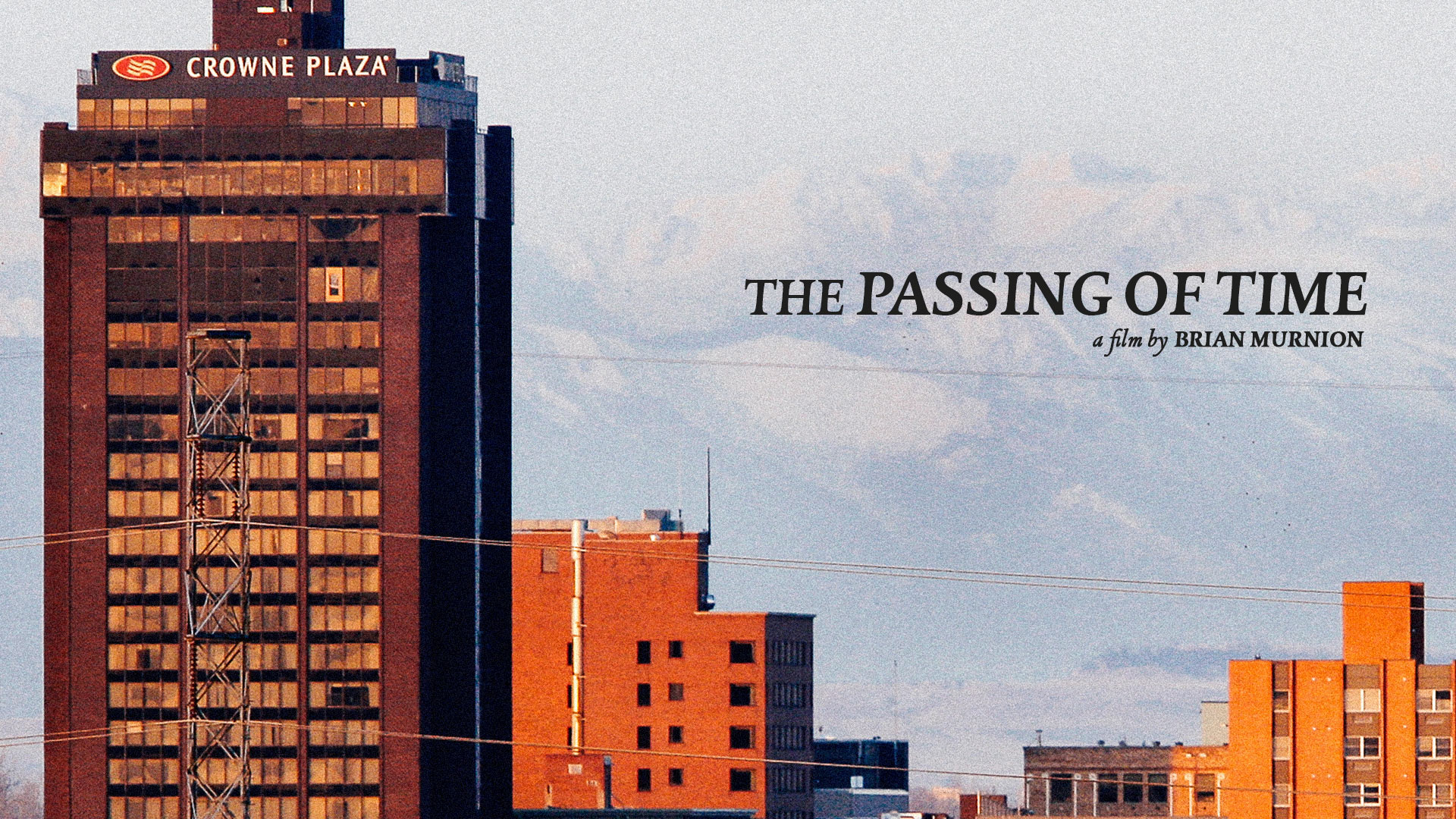 the passing of time teaser poster