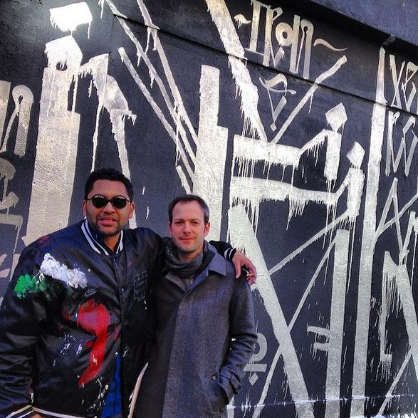 Rivington Street Wall, NYC