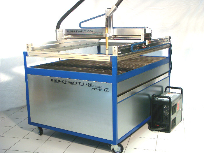 PlasCut 1350 CNC Platform   A nice medium size platform with everything you need. A very flexible machine that can do conventional milling / routing and many other applications