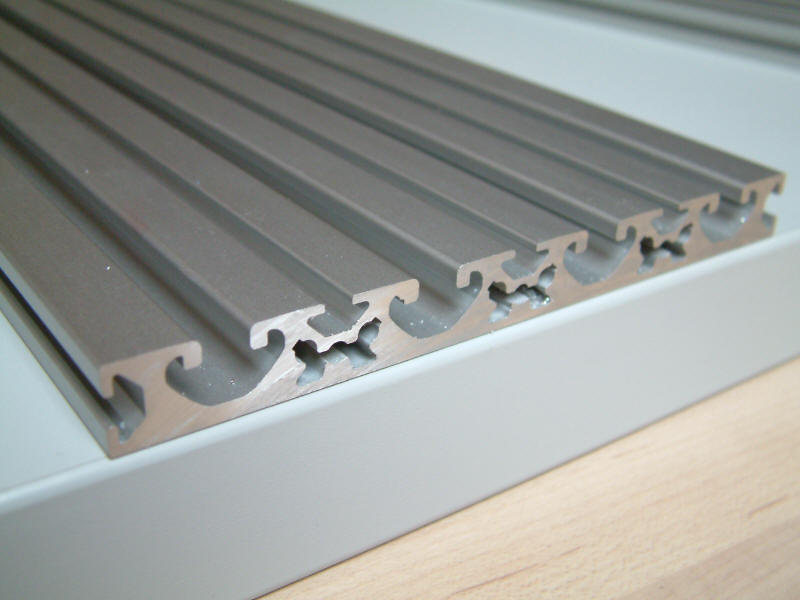 T-Groove plates for all models CNC machine  (Click here for installation instructions)