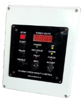 Torch Height Controller Interface.