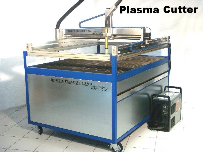 PlasCut 1350 CNC Plasma cutting system