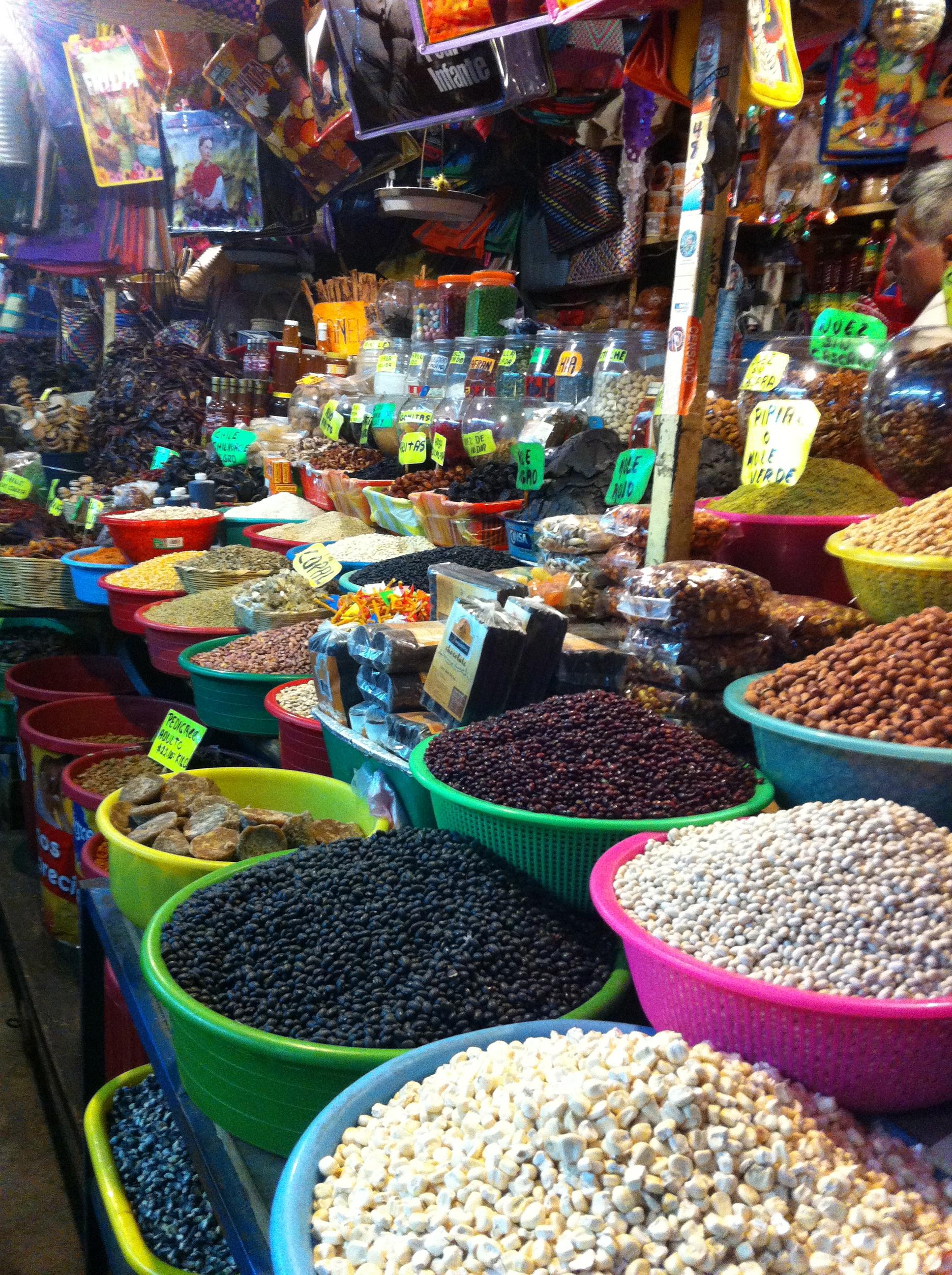 Savor the flavors of Oaxaca