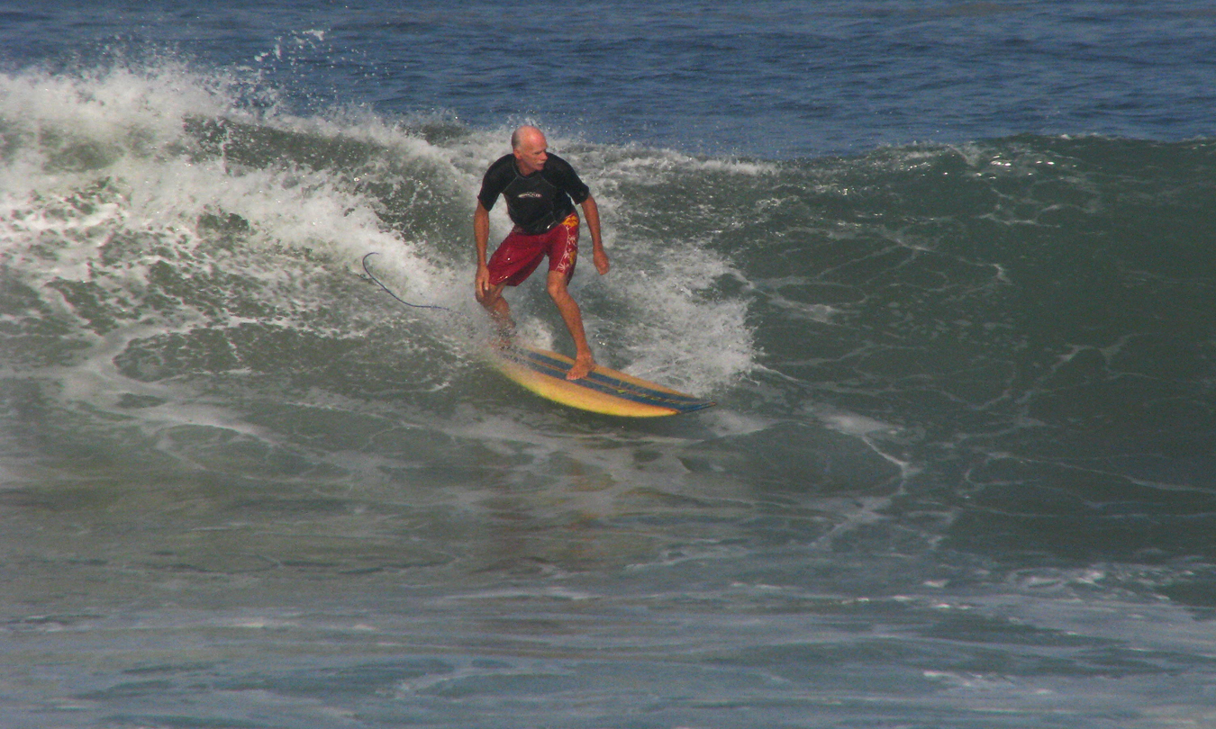 Surfing for all ages