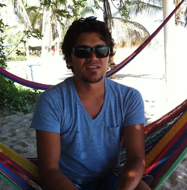 Carlos owner and surf instructor