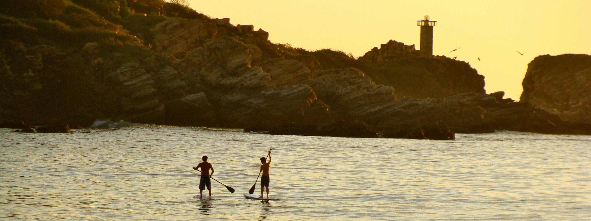 Explore the Coastline Paddleboarding - Puerto Escondido