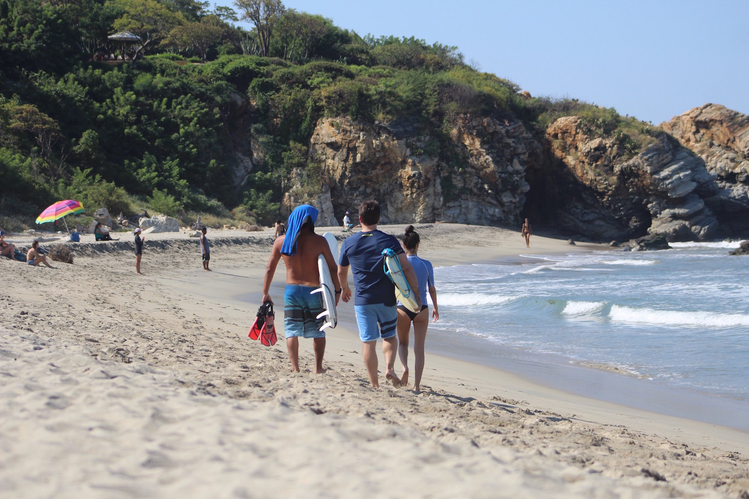 Surf Package - Surf Lessons + Accommodations....
