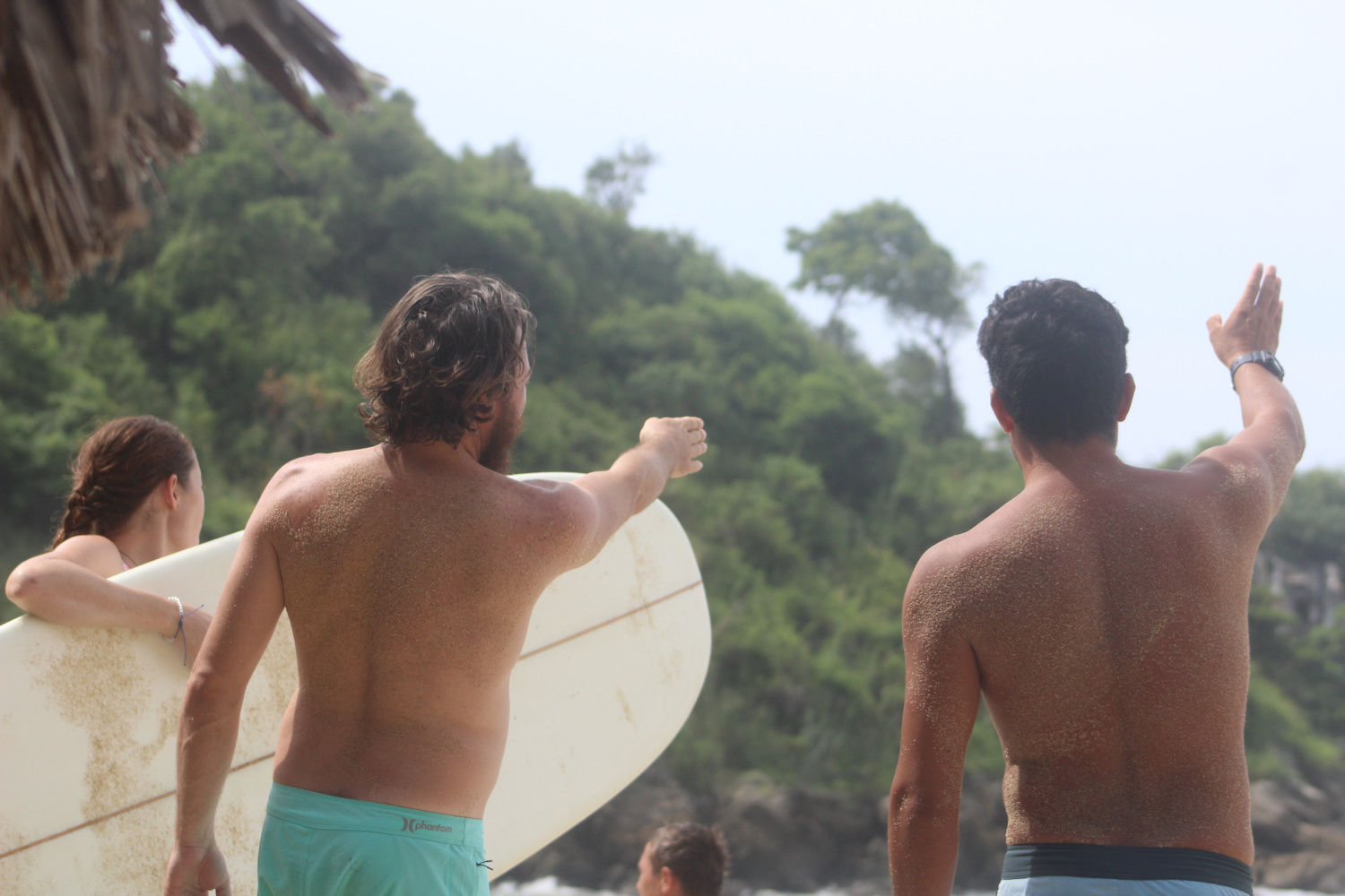 Puerto Escondido Surf Lesson