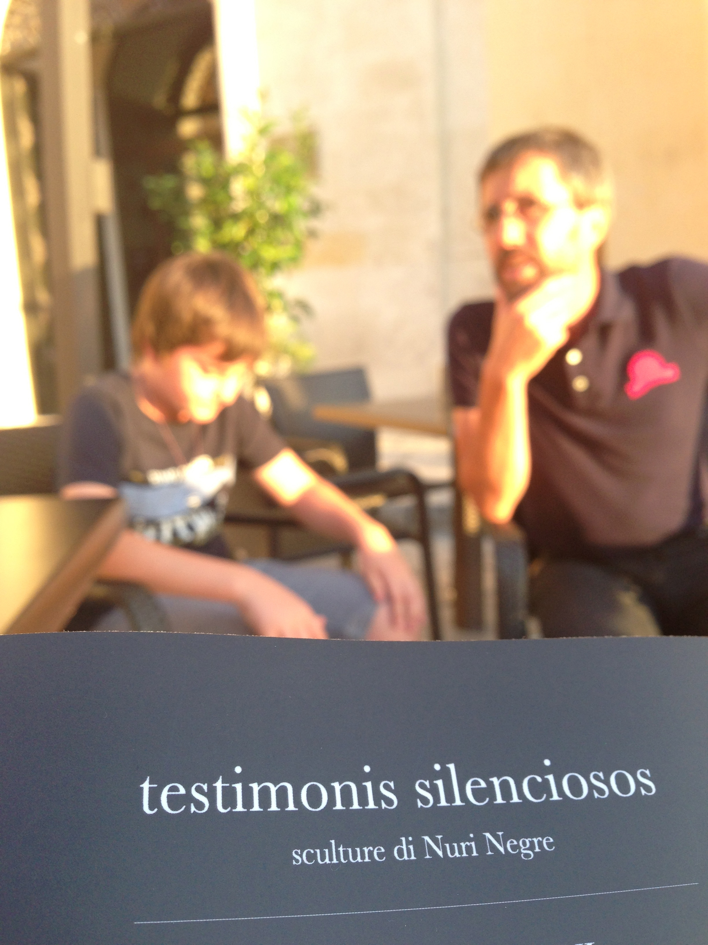 Some silent testimonies