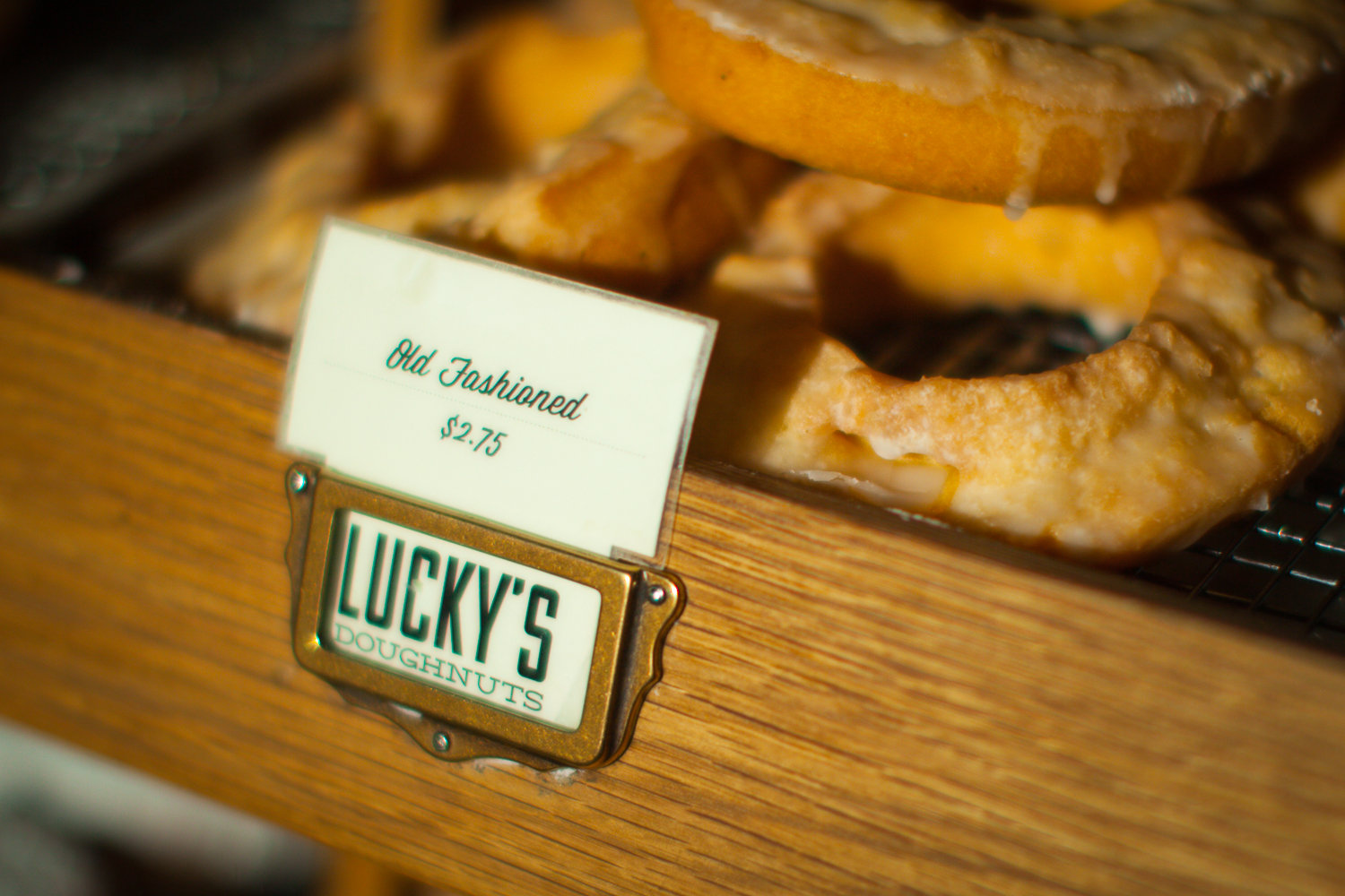 If you haven't tried Lucky's Doughnuts located in East Vancouver, you are missing out.