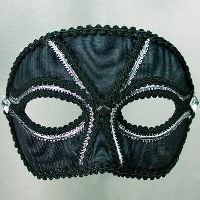 Paris Companion Masquerade Mask Thumb