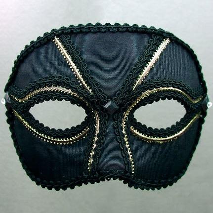 Broadway Companion Masquerade Mask Thumb