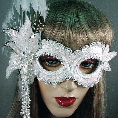 Dawn Masquerade Mask Thumb