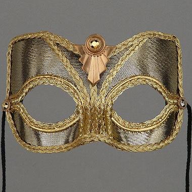 Midas Masquerade Mask Thumb