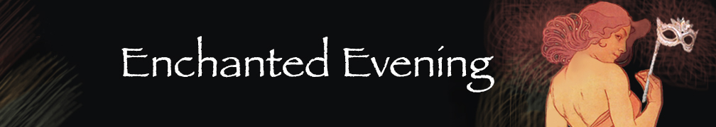 Enchanted Evening Masquerade Mask Collection Banner