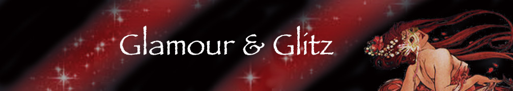 Glamour & Glitz Masquerade Mask Collection Banner
