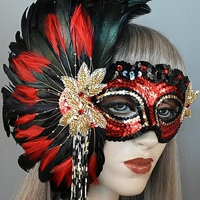 Red/Black/Gold