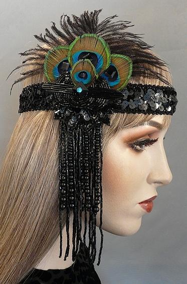 Fandango Gatsby Flapper Headband