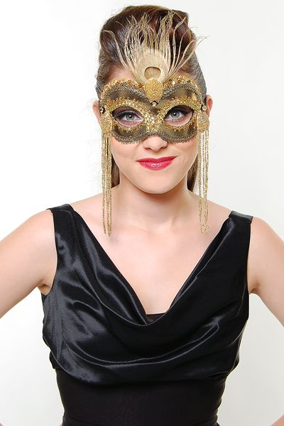 Goldie Mask from the Simple Pleasures Collection   http://www.gypsyrenaissance.com/mask-collections/simple-pleasures-masks/goldie-mask