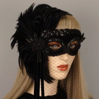 Nocturne Masquerade Mask Thumb